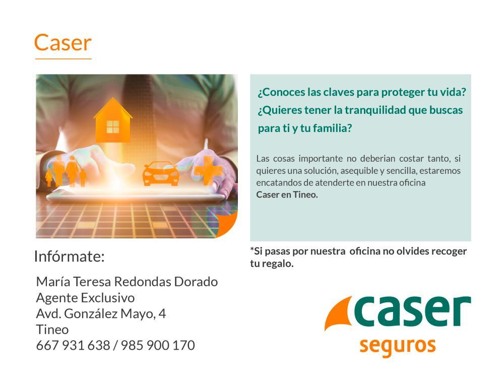 María Teresa Redondas Dorado - Oficina Tieno Caser