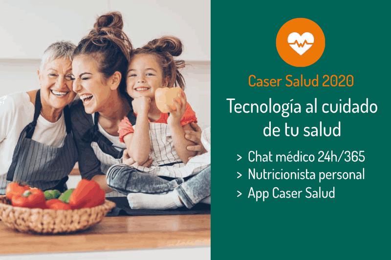 Caser Salud 2020